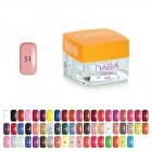 NABA colour gel 51 - 3,5ml Pale pink NA612011.051