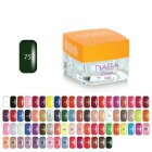 NABA colour gel 75 - 3,5 ml - Emerald NA612011.075