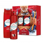 Old Spice Ajándékcsomag-Whitewater-Tusfürdő 250ml+Deo Spray 150ml